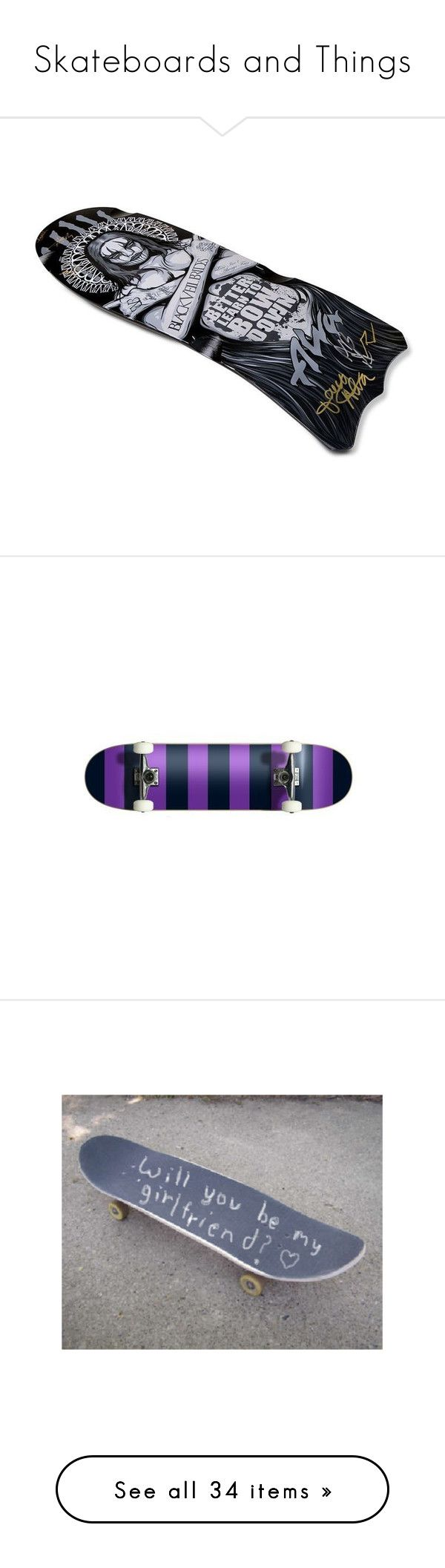 Plan layout plan b skateboarding myspace layout bedroom layout plan -  Skateboards And Things By Chrissy Cdm Liked On Polyvore Featuring Skate