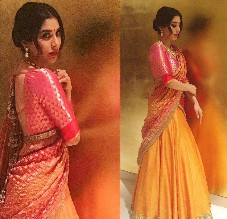 Sophie # Manish Malhotra # lehenga # Indian fashion #