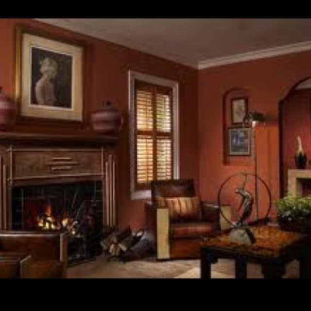 Orange Paint Colors For Living Room 26 best warm paint colors and decorating ideas images on pinterest