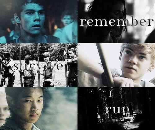 The Maze Runner :) | via Tumblr