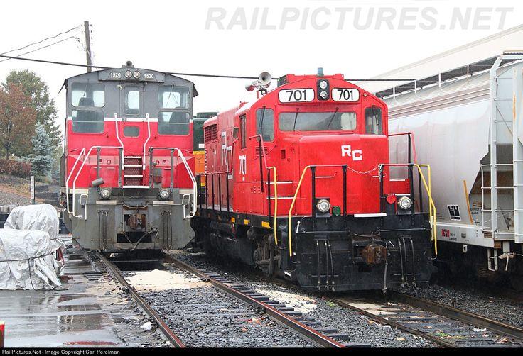 RailPictures.Net Photo: RCRY 701 Raritan Central Railway EMD GP20 at Edison, New Jersey by Carl Perelman