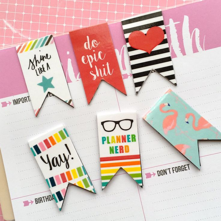 Bookmark Design Ideas pencil bookmark teachers gift idea backtoschool httpwwwtiffanycovipshop Magnetic Bookmark Planner Nerd