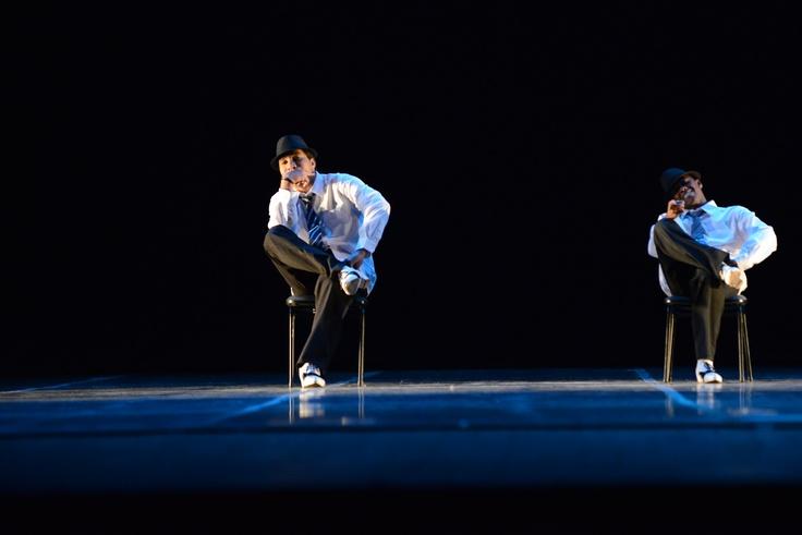 """3° Lugar - Danças Urbanas - Duo - Avançada. Grupo Experimental de Dança do Projeto Kabuki (SP), com a coreografia """"A Hora V.I.P."""". Crédito: Dashmesh Photos/Claudia Baartsch"""