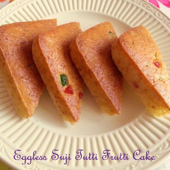 Semolina Cardamom Cookies | Naive Cook Cooks