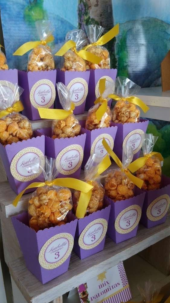 Rapunzel awesome birthday party | CatchMyParty.com