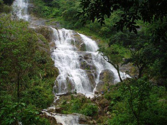 Metapan, El Salvador, Waterfall