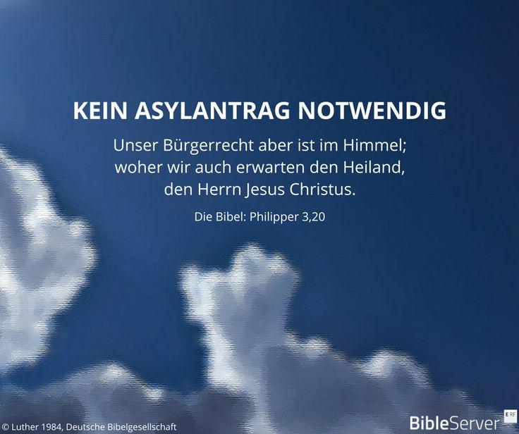 Bibelvers nachzulesen in der bibel auf bibleserver - Christliche zitate ...