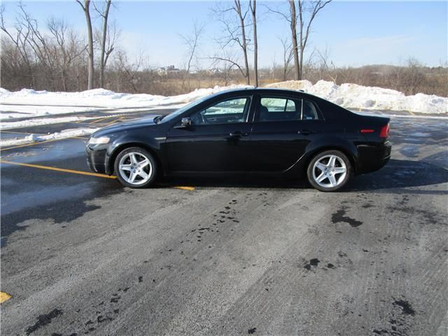 2006 Acura TL Navigation System 2006 Acura TL Navigation System 141,500 Miles Nighthawk Black 4dr Car V6 Cylinde