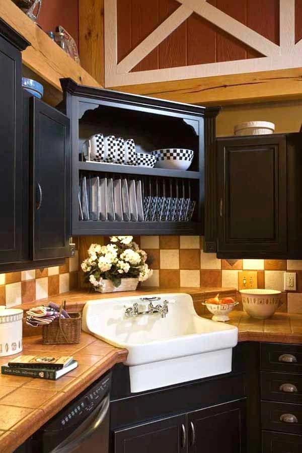 20 Best Corner Kitchen Sink Designs For 2021 Pros Cons Decor Home Ideas Corner Sink Kitchen Kitchen Sink Remodel Kitchen Layout