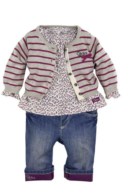 #baby girl outfit#baby#jeans