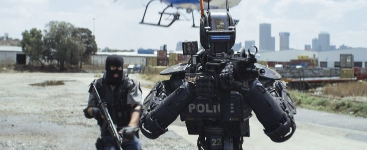 Do Real Robots and A.I. Pose the Same Problems Seen in Chappie?