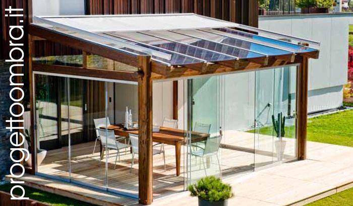 pergolato cafe pinterest winterg rten vordach und sonnensegel. Black Bedroom Furniture Sets. Home Design Ideas