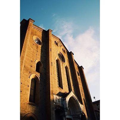 La bellissima basilica di S.Francesco  instagram, foto di @valeria_torrisi