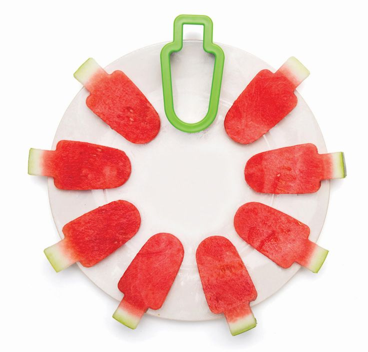pepo watermelon slicer by avihai shurin for monkey business.  Just what every kitchen needs!