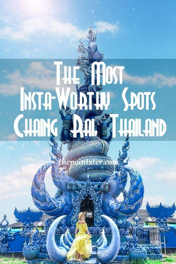 The Best Instagram Spots In Chiang Rai Thailand Thailand Travel Inspiration Thailand Travel Chiang Rai Thailand