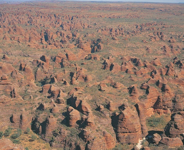 Bungle Bungle  Range - Western Australia