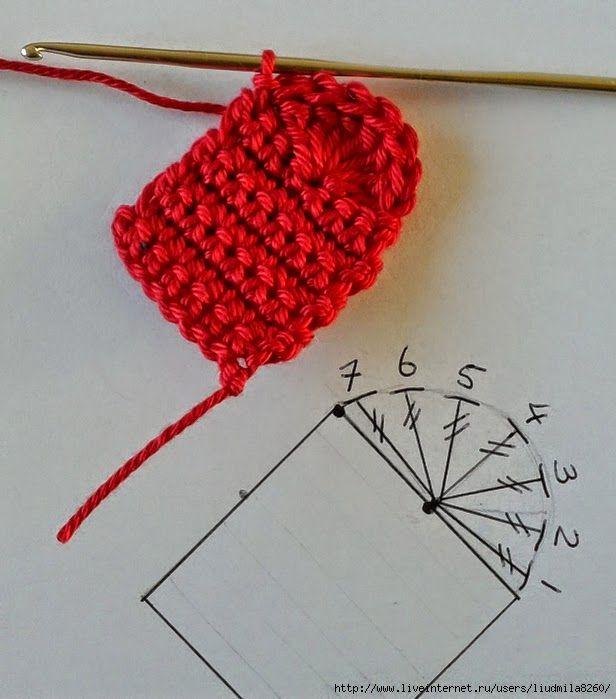 746 best crochet navidad images on Pinterest | Navidad afgana ...