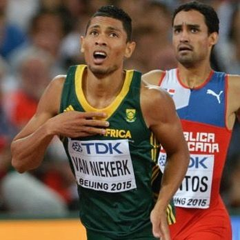 Did anyone see that #wr from #waydevanniekerk coming? Can anyone guess what big suprise we're announcing tomorrow? All in the #mystery #suspense #sportsfit #sportsfitlondon #fitness #londonfitness #wvn #world record #400m #champion #worldchamp #olympics #rio #rio2016 #riogames #surprise #winners #winning #win