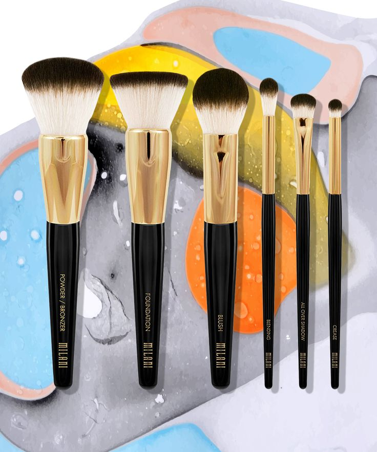 This Super Affordable Brush Set Will Completely Change Your Makeup Routine from…