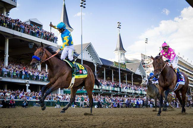 Kentucky Derby and Kentucky Oaks Tickets