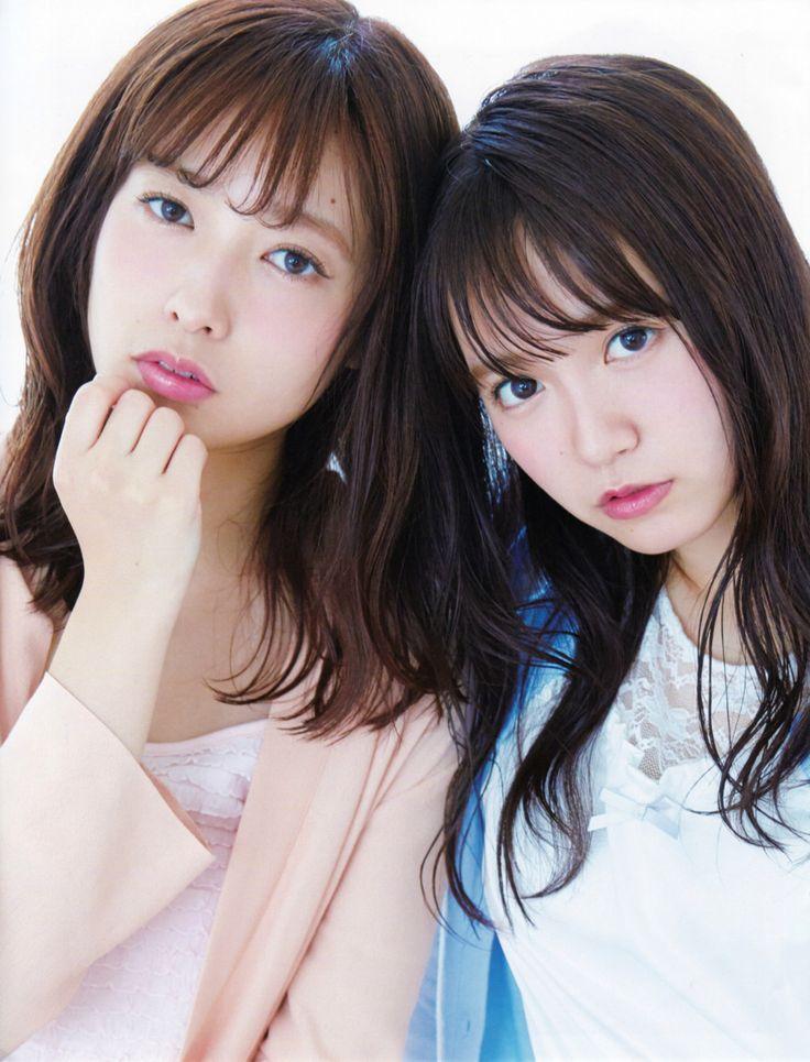 ? Himeka Nakamoto × Yuuri Saito - MARQUEE