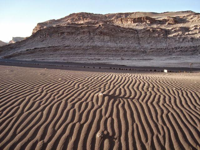 Gran Duna. Desierto de Atacama.