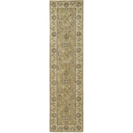 Inheritance Collection Area Rug, Multiple Colors & Sizes, Brown