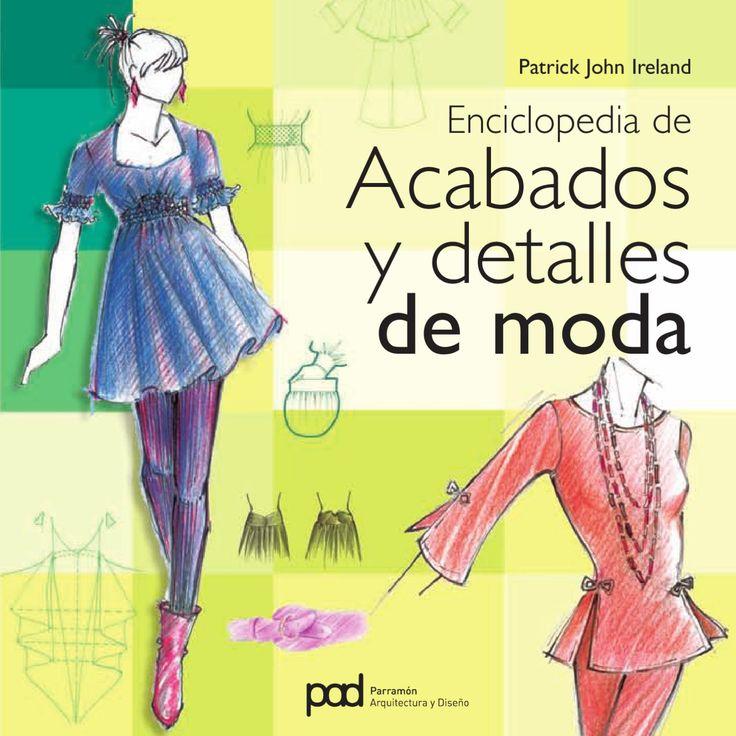 Moda - Enciclopedia de acabados y detalles de moda