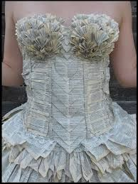 dresses made out of old books - Google Search
