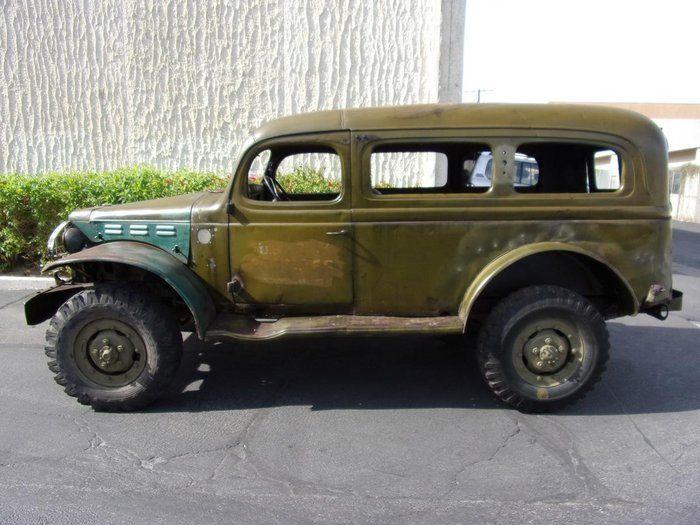 Classic 1942 Dodge Power Wagon For Sale 2214648 24 500 Indio California Here Is A Nice West Coast 1942 Power Wagon Dodge Power Wagon Power Wagon For Sale