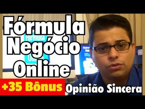 Formula Negócio Online, afiliados, hotmart, esta fórmula de negócio onli...
