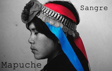 Mapuches Woman
