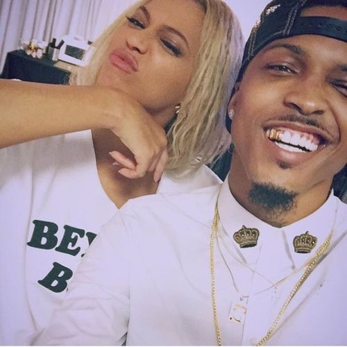 beyoncé and august alsina Pinterest: @jordanlanai
