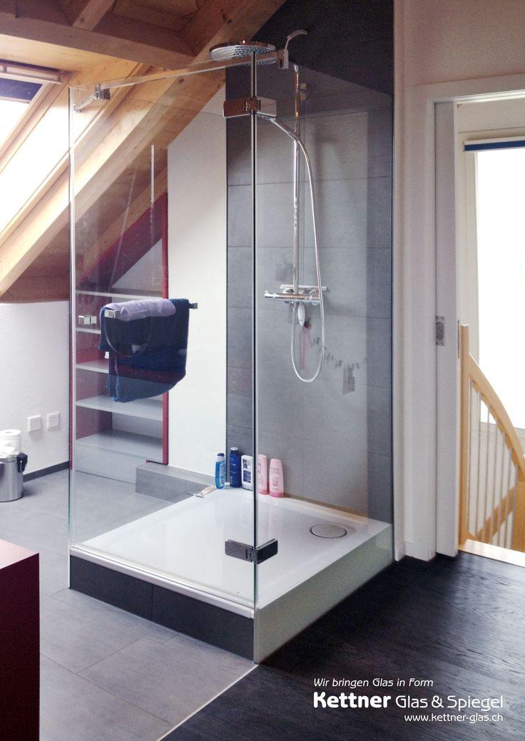 Freistehende #Ganzglas  #Duschkabine Von Ihrer #Glaserei: Die Spezialität  Dieser #Ganzglasduschkabine