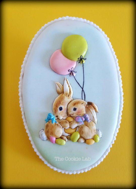 Little bunnies hug!