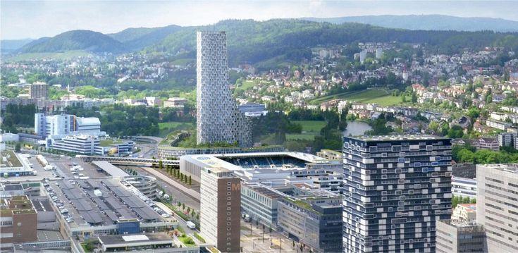 BIG . Baumschlager Eberle . Chabanne . Hardturm area . Zürich  (1)