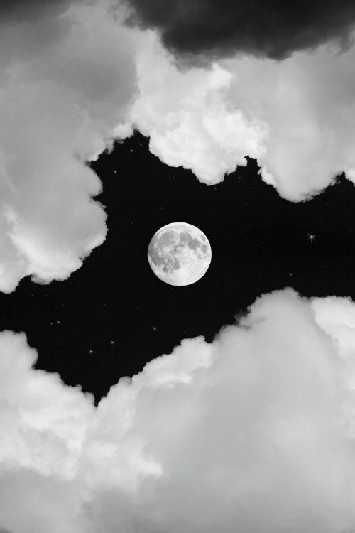 Fond d'écran de lune                                                                                                                                                                                 Plus