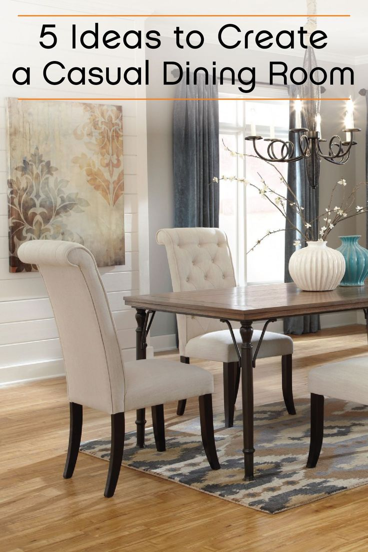 Room dining room groups mestler bisque rectangular dining room table - 5 Ideas For A Modern Dining Space Dining Room Tablesa