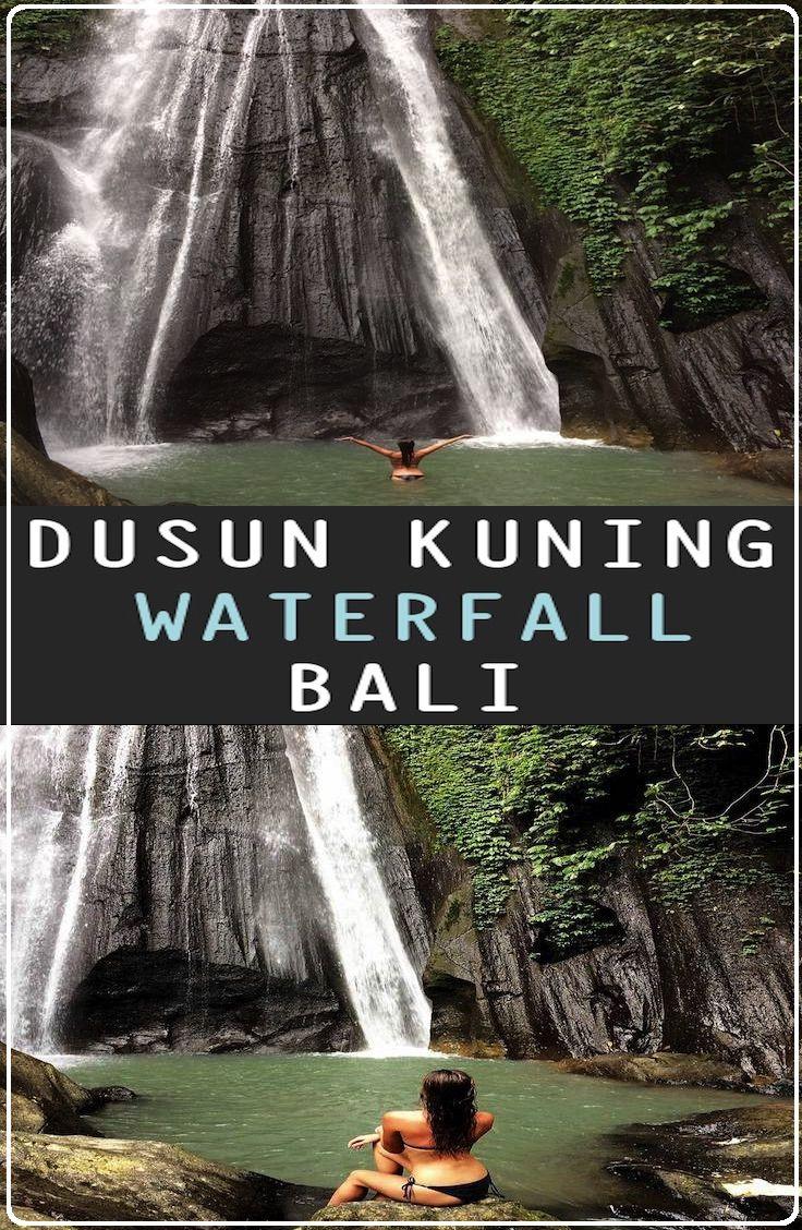 Dusun Kuning Waterfall - Bali:  Guide
