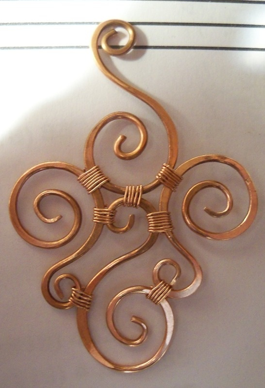 219 best Wire necklaces and pendants 3 images on Pinterest Wire