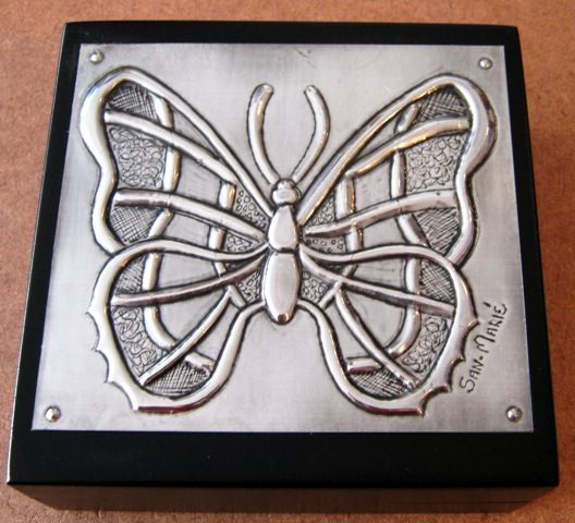 Pewter Beginners Workshop »