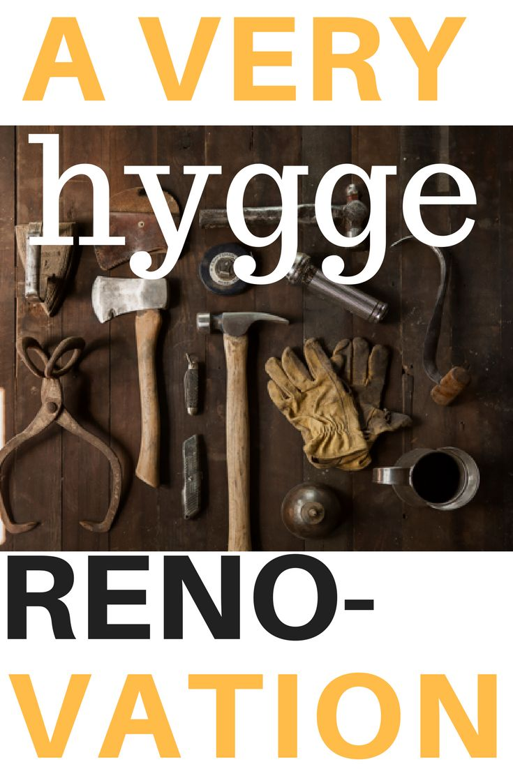 How to buy an inexpensive small home and renovate it into a light filled, cozy hygge retreat!