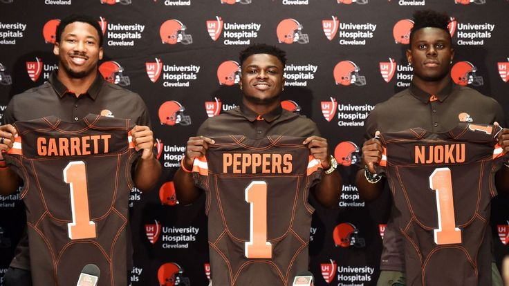 As Browns build foundation, 2017 could trigger turnaround