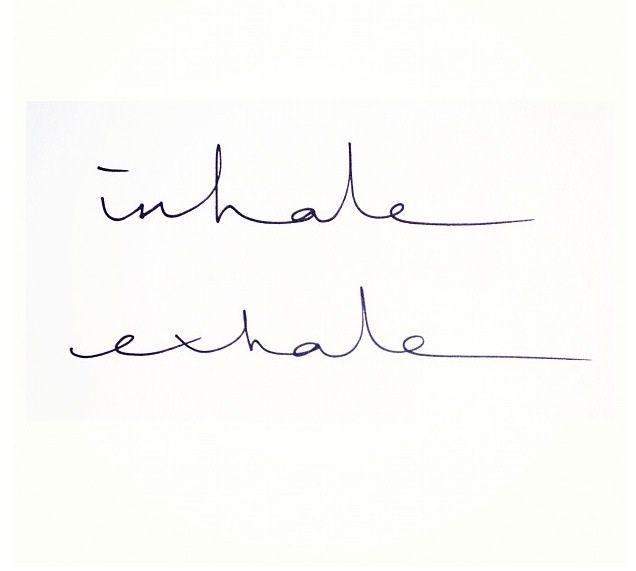 inhale exhale - Google keresés