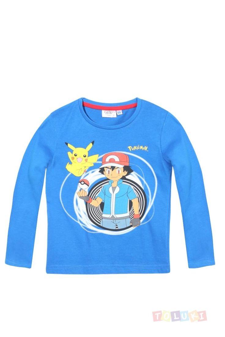 T-shirt #Pokemon bleu | #Toluki http://www.toluki.com/prod.php?id=681