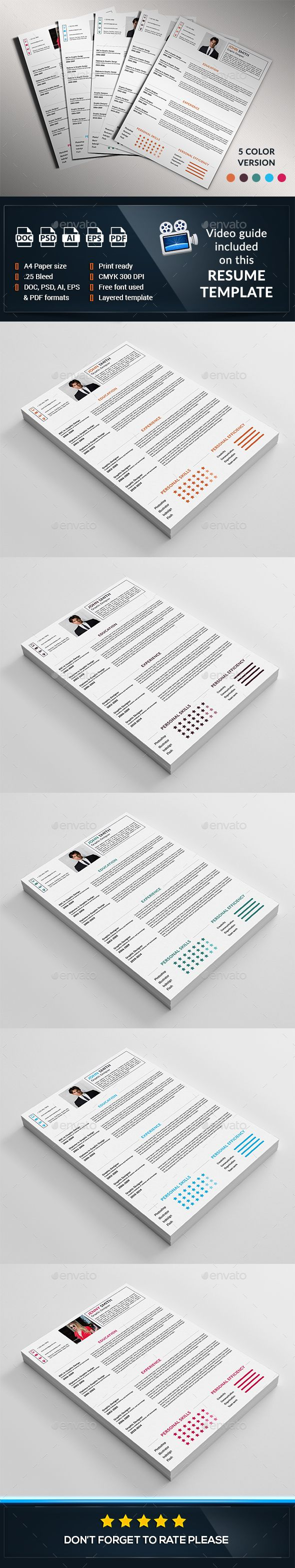 Best Cv  Resume Images On   Curriculum Resume And