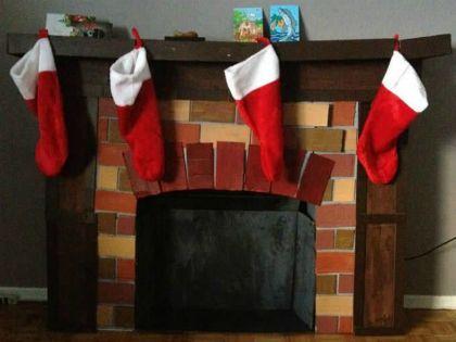 Távfűtéses lakásban laksz? Sebaj, attól még lehet saját kandallód karácsonyra, mutatjuk hogy csináld!