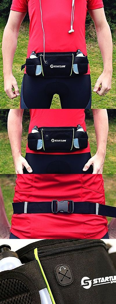 Hydration 158950: Running Belt, Safely Hydrate With 2 Bpa Free Water Bottles, Keeps Phone, Keys, -> BUY IT NOW ONLY: $39.03 on eBay!