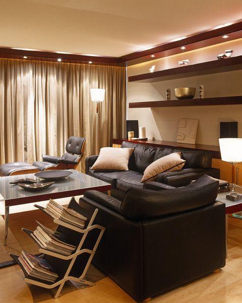 Modern Living Room Photos (4 of 538) - Lonny