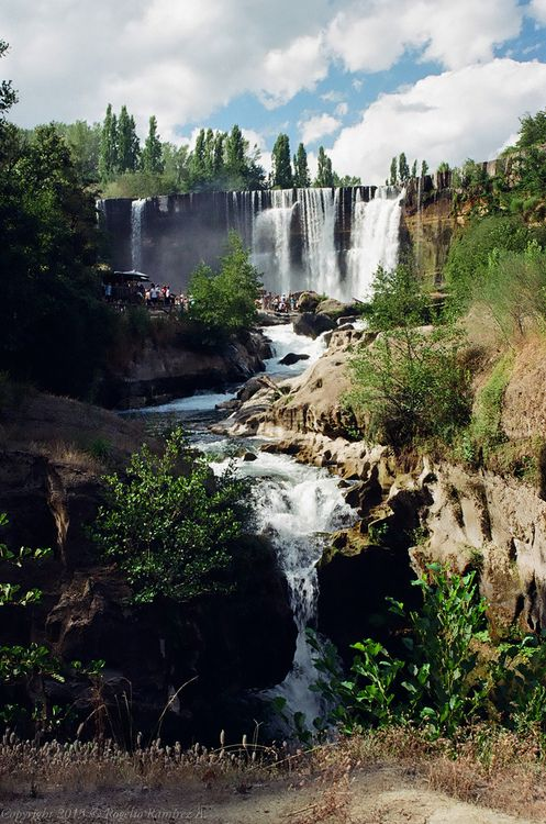 Salto del Laja, Chile,Tumblr